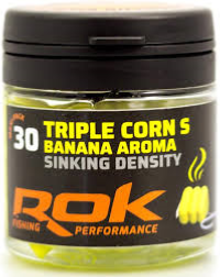 triple corn S sinking density  Banana