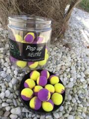 Pop up bicolor neutre Jaune-Violet