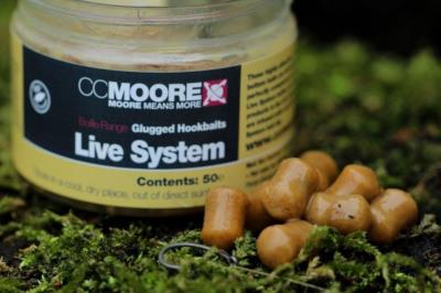 Glugged hookbait live system 10/14mm